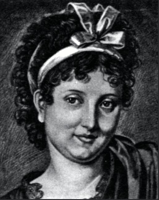 Портрет Кристианы Вульпиус