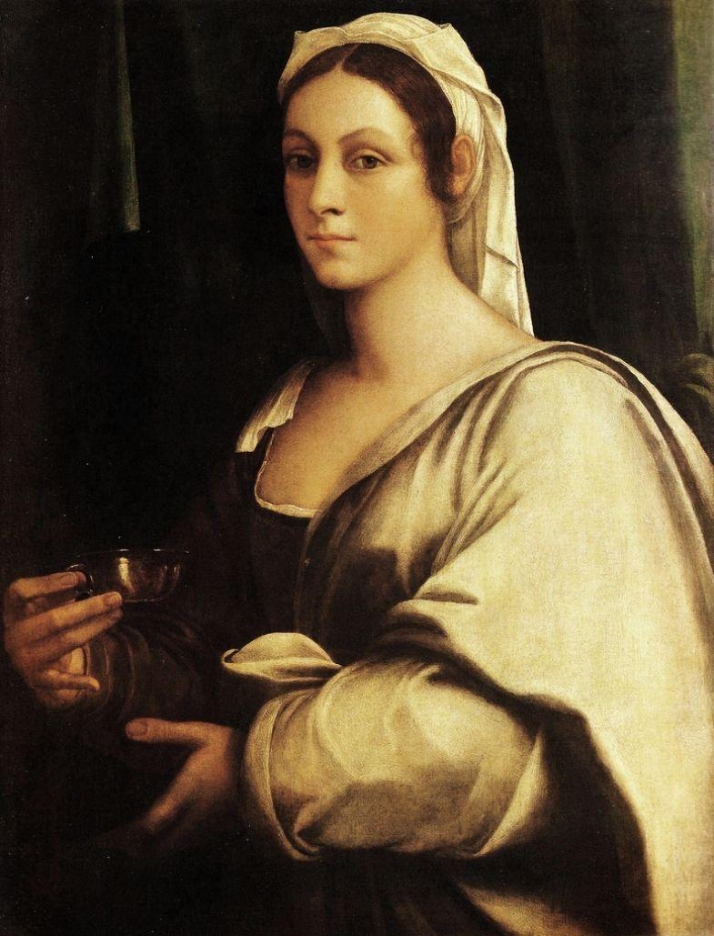 Портрет Виттории Колонны