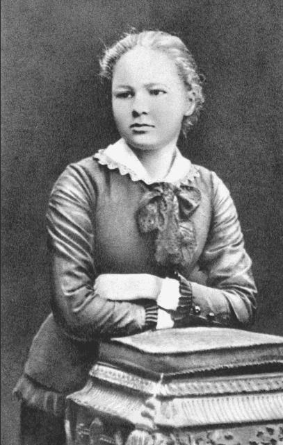 Мария Кюри в юности
