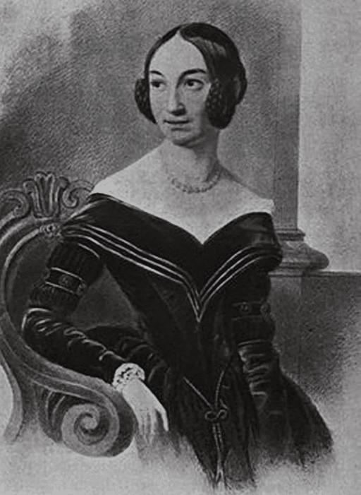 Невеста Шопена Мария Водзиньская