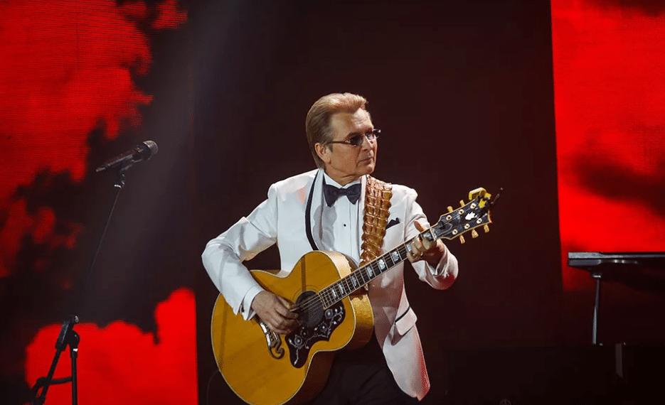 Александр Малинин на концерте