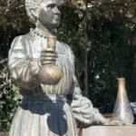 Памятники Марие Кюри