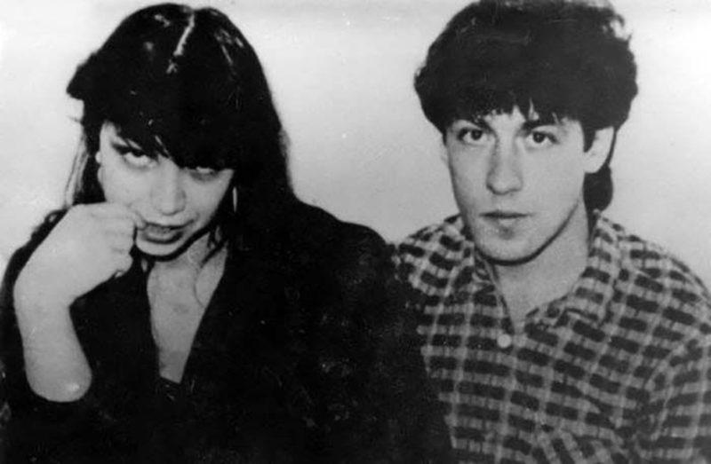 Владимир Кузьмин и Татьяна Артемьева