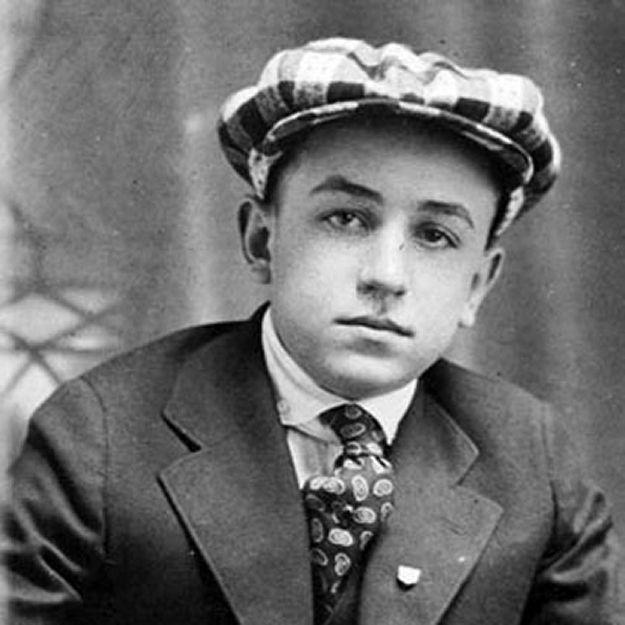 Генри Форд в детстве