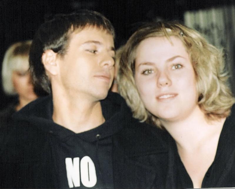 Андрей Губин и Лиза Саутина