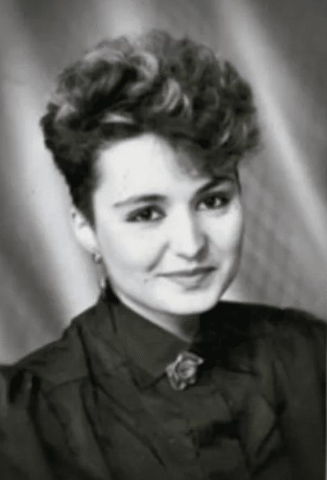 Катя Лель в юности