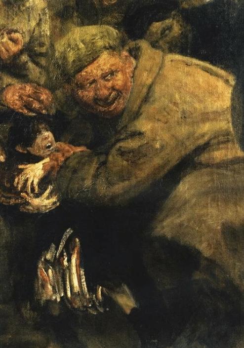 """Картина Репина """"Большевики"""""""