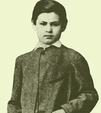 Зигмунд Фрейд в детстве