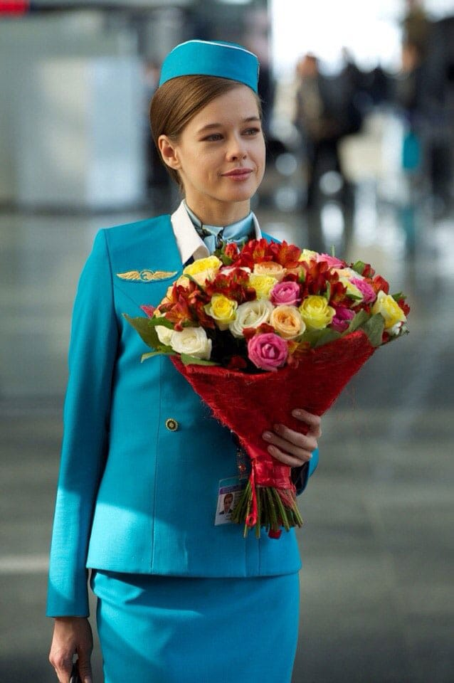 Екатерина Шпица в фильме «Экипаж»