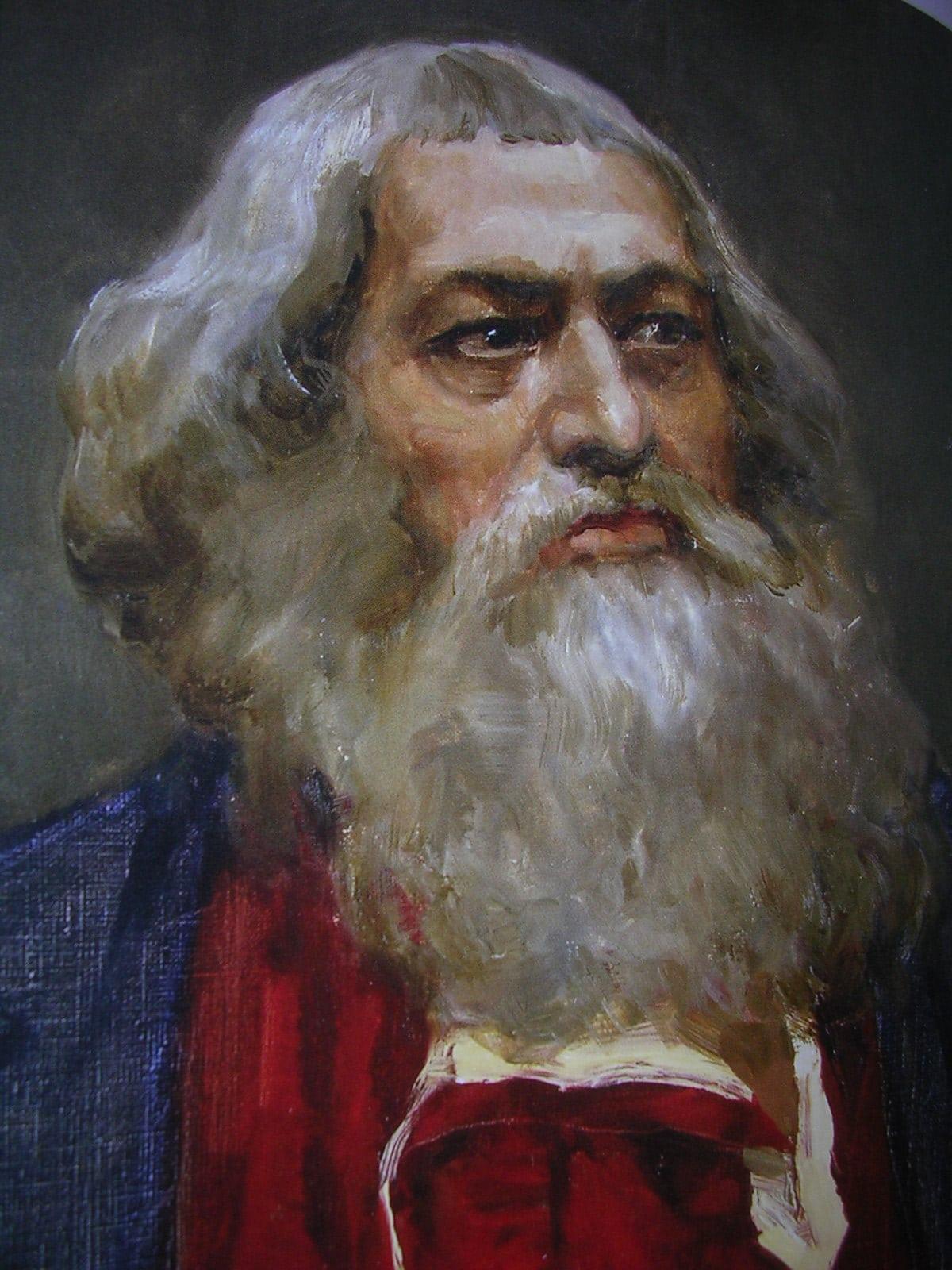 Портрет Ивана Сусанина