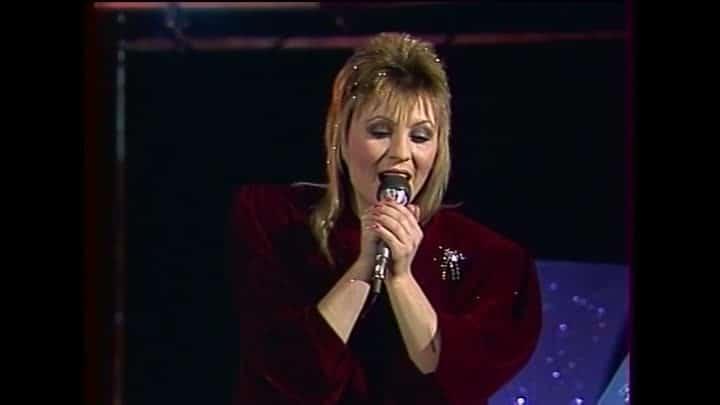 Легкоступова Валентина на концерте