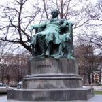 Памятники Иоганну Гете