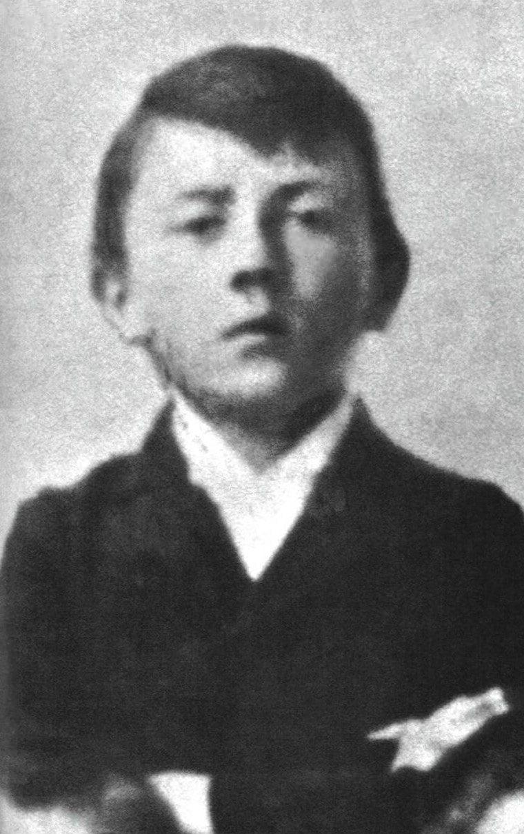 Адольф Гитлер в юности