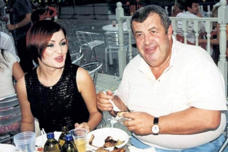 Катя Лель с Александром Волковым