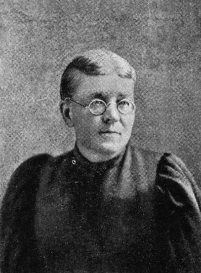 Мать Джека Лондона Флора Уэллман