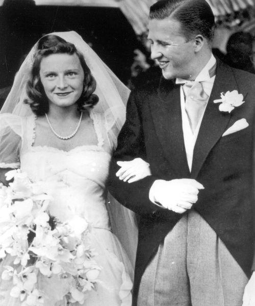 Свадьба Генри Форда и Клары Брайан