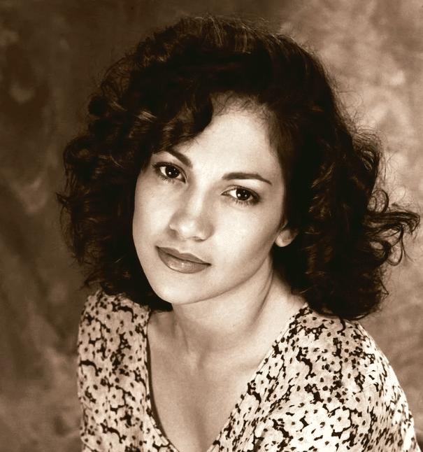 Дженнифер Лопес в юности