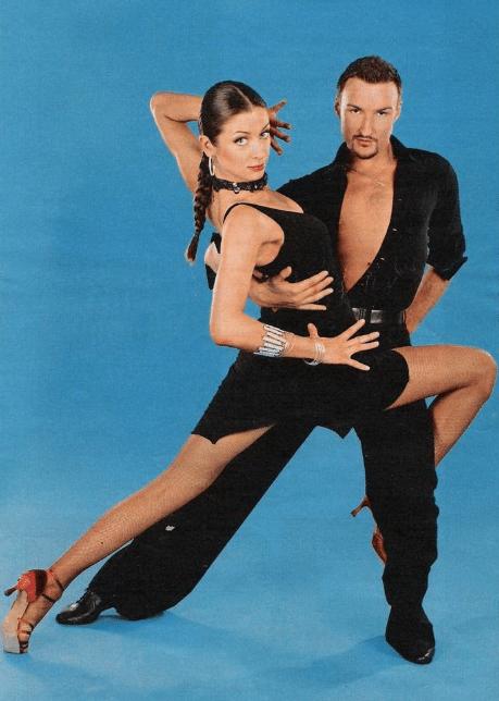 Мария Ситтель с Владиславом Бородиновым