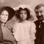 Александр Куприн с семьей