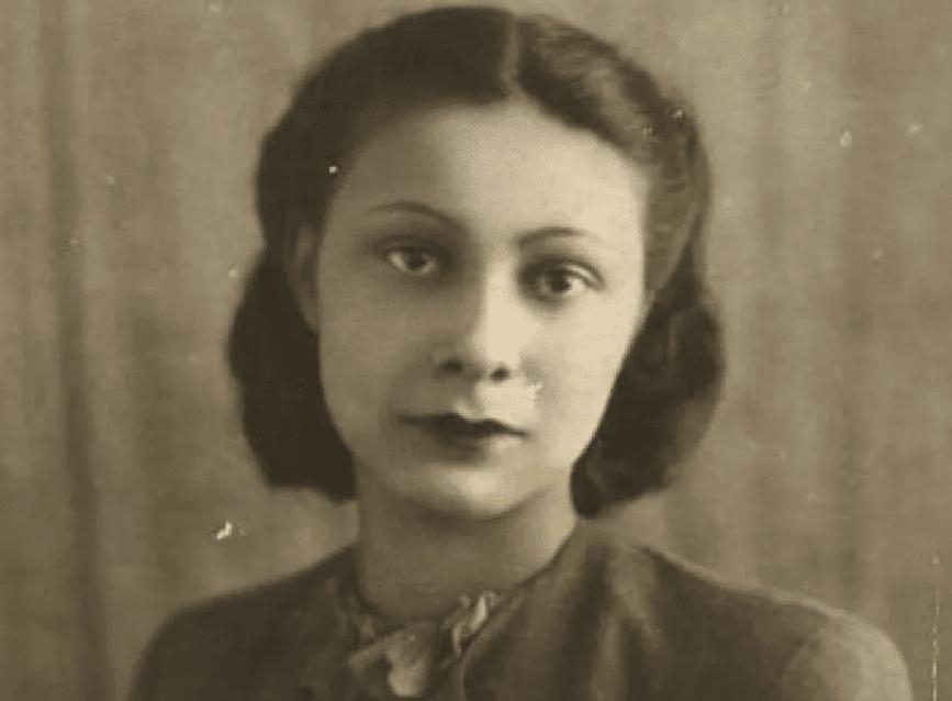 Галина Брежнева в молодости