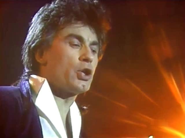 Александр Серов на концерте