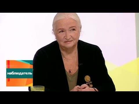 Татьяна Черниговская в программе Наблюдатель