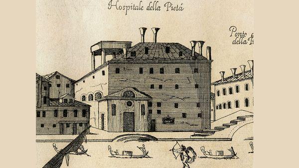 Консервотория «Ospedale della Pietà» где учился Вивальди