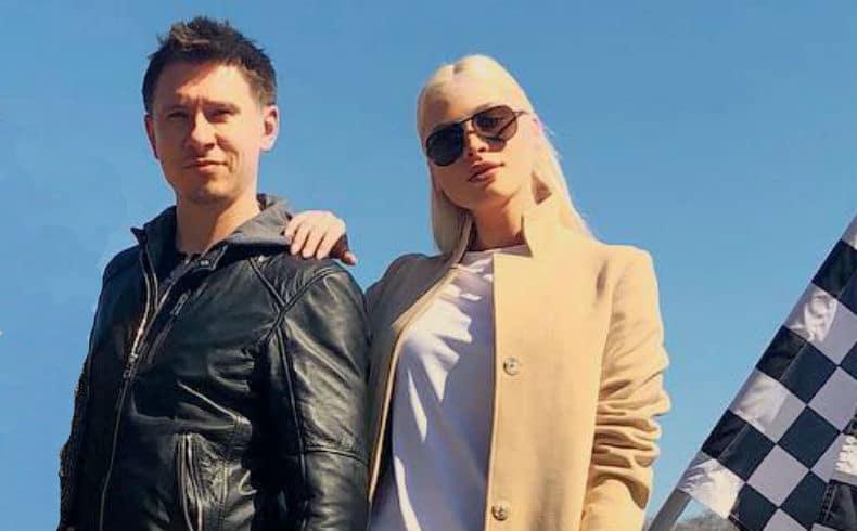 Тимур Батрутдинов с Аленой Шишковой