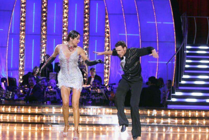 Мария Ситтель в «Танцах со звездами»