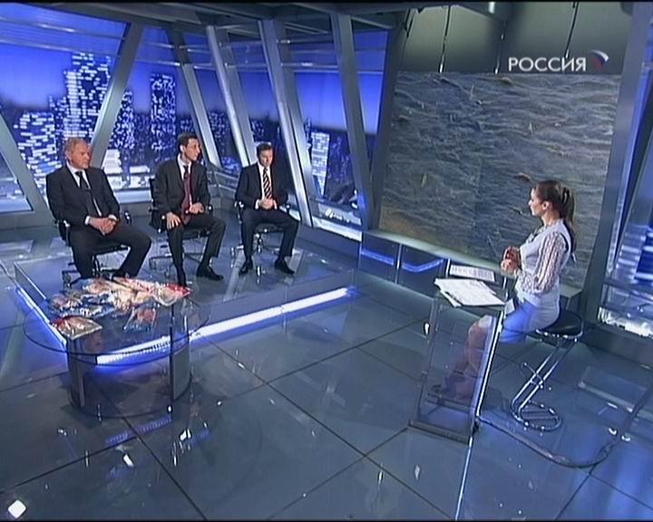 Мария Ситтель ведущая программы «Специальный корреспондент»