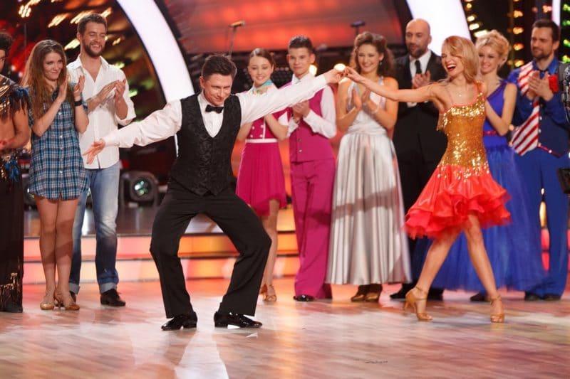 Тимур Батрутдинов в шоу «Танцы со звездами»