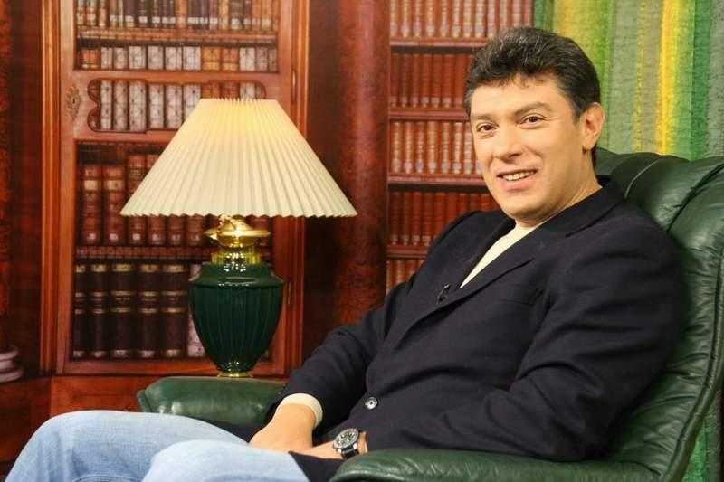 Борис Немцов на должности главы Нижегородской области