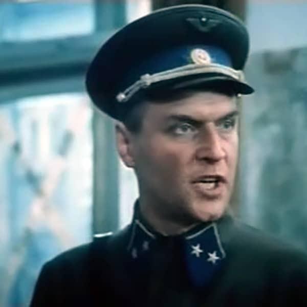 Александр Мартынов в фильме «Битва за Москву»