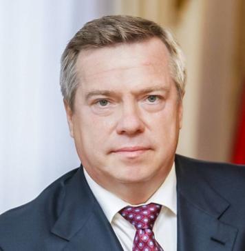 Василий Юрьевич Голубев Губернатор Ростовской области