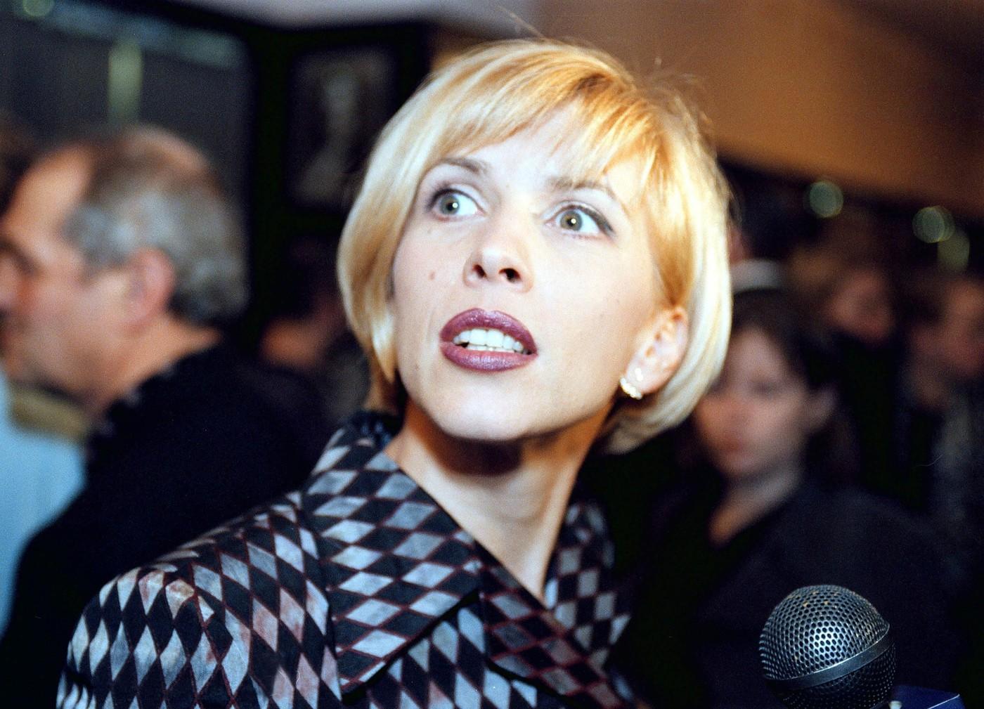 Алена Свиридова ведущая «Розыгрыш»