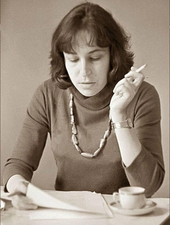 Юнна Петровна Мориц