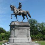 Памятники Джорджу Вашингтону