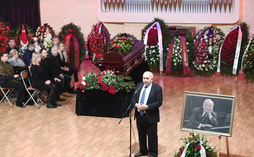 Похороны Владимира Шаинского