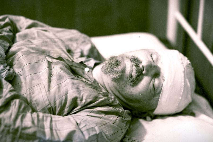 Смерть Троцкого