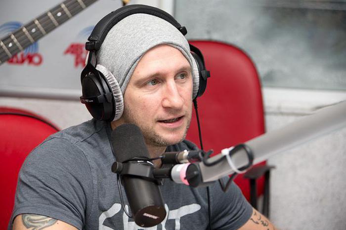 Оскар Кучера на радио