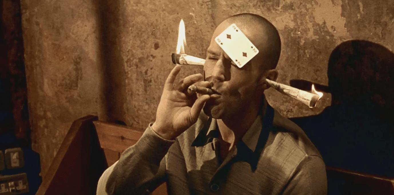 Джейсон Стэтхэм в фильме «Карты, деньги, два ствола»