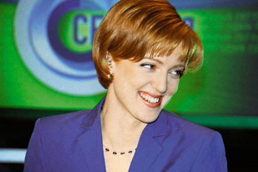 Ольга Белова в программе «Сегодня»