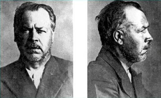 Арест Николая Вавилова