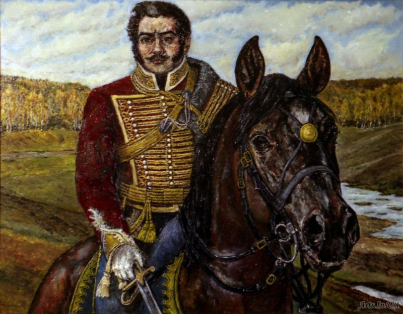 Денис Васильевич Давыдов