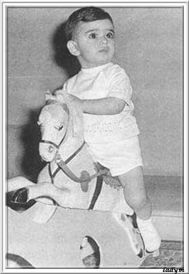 Андреа Бочелли в детстве