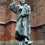 Памятники Мартина Лютера