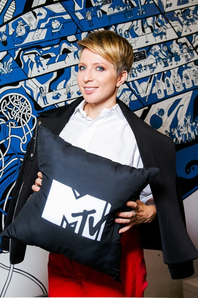 Яна Чурикова гендиректор канала «MTV Россия»
