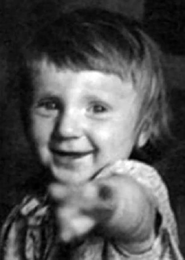 Кир Булычев в детстве