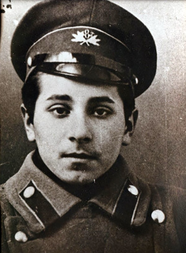 Михаил Зощенко на фронте