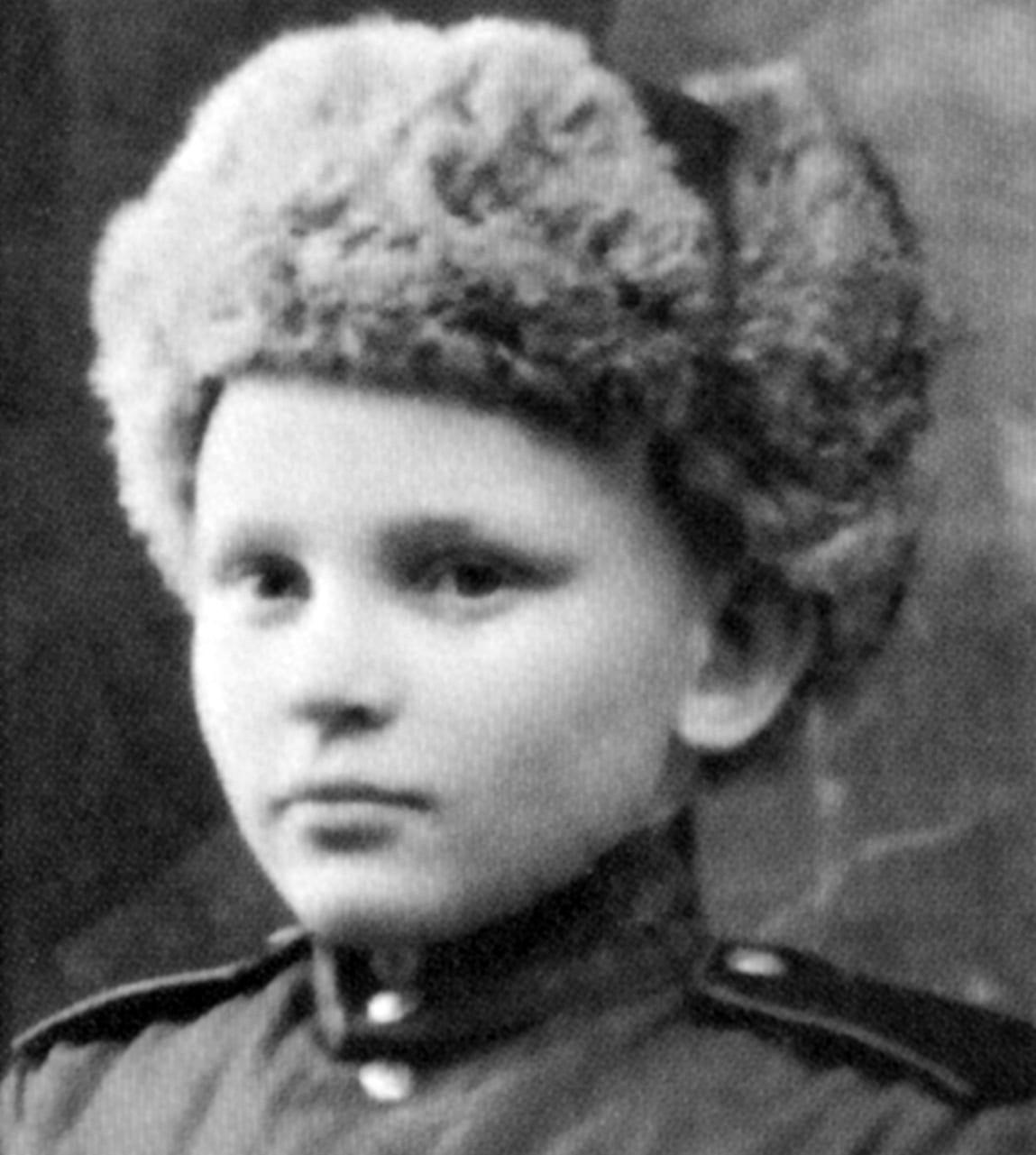 Николай Вавилов в детстве